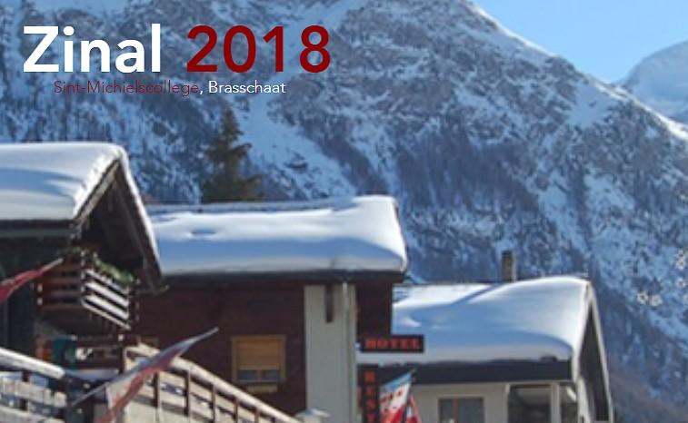 Sneeuwklassen 2018