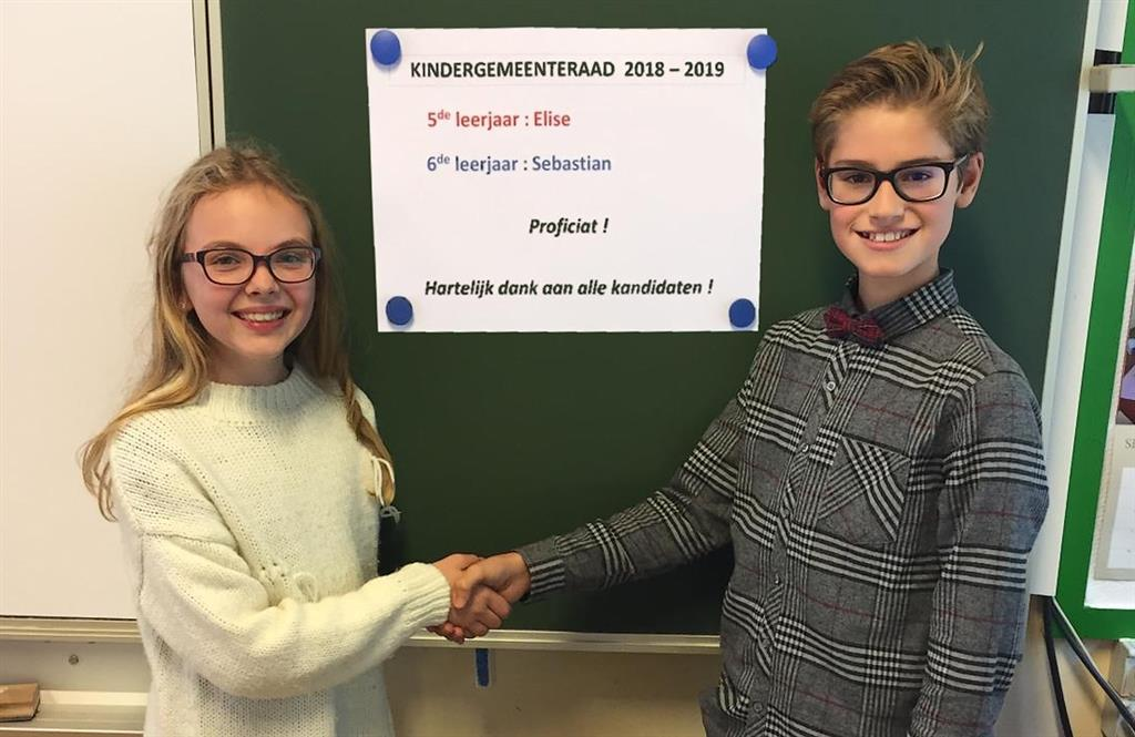 Verkiezing Kindergemeenteraad