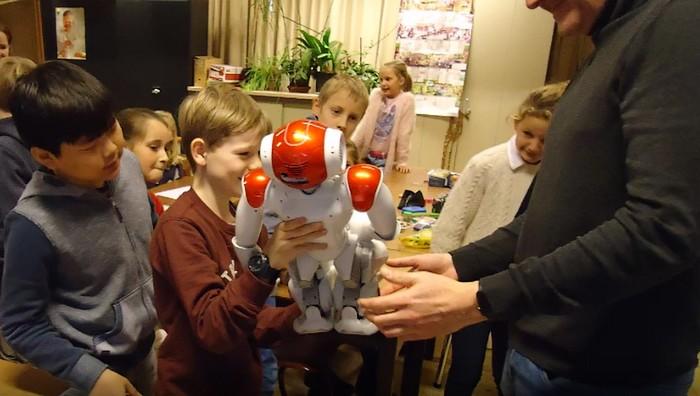 Robots in 5C