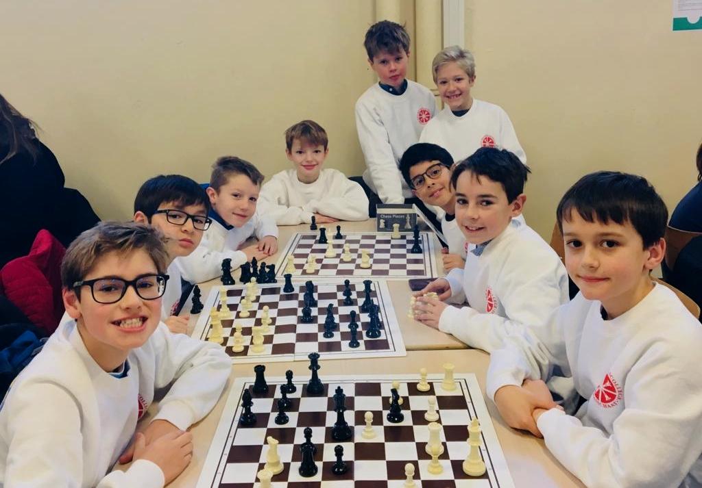 Vlaams schoolschaakkampioenschap