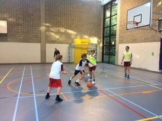 Baskettornooi 3 - 3