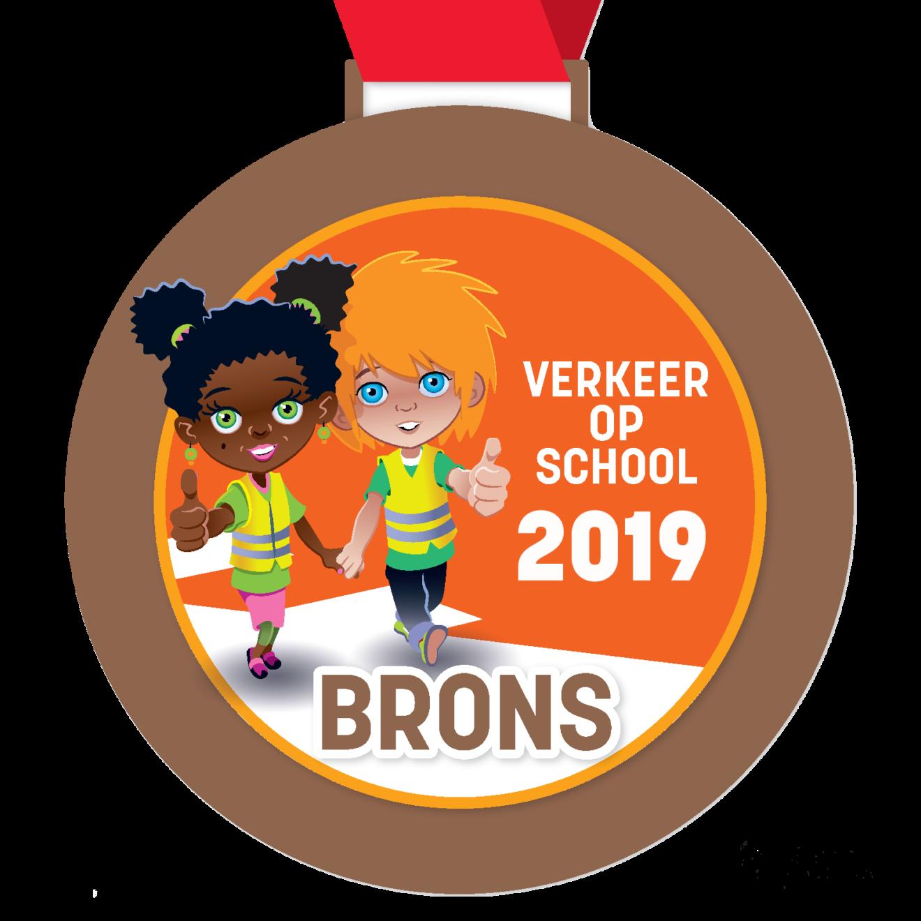 Bronzen medaille